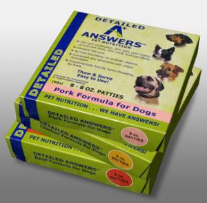 Answers Pet Food - Raw Organic Pet Food