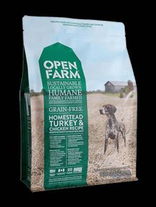 Open Farm Food Logo