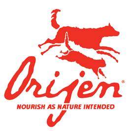 Orijen - a Champion Petfoods product