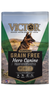 Victor Food Logo